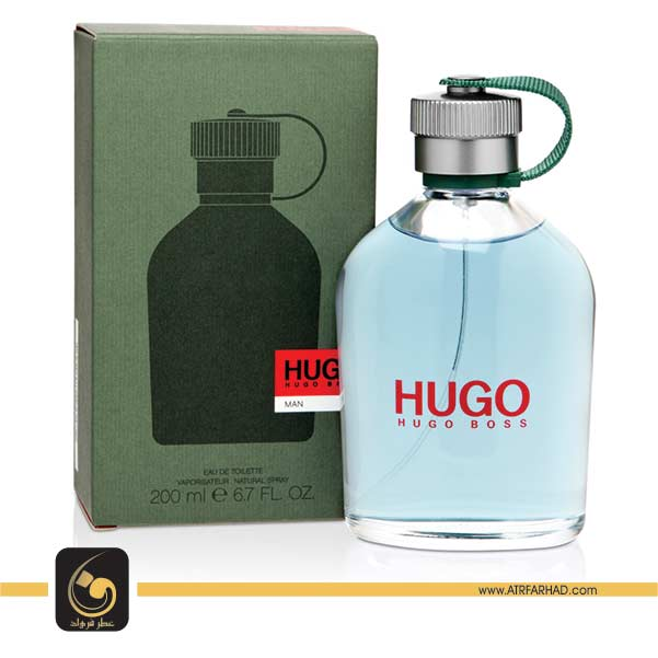 HUGO MAN EDT