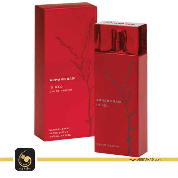 IN RED WOMAN EDP