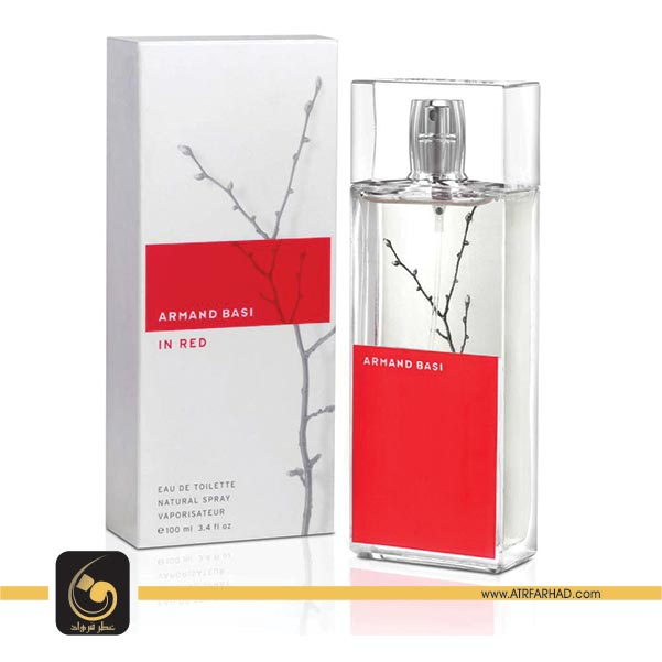 IN RED WOMAN EDT