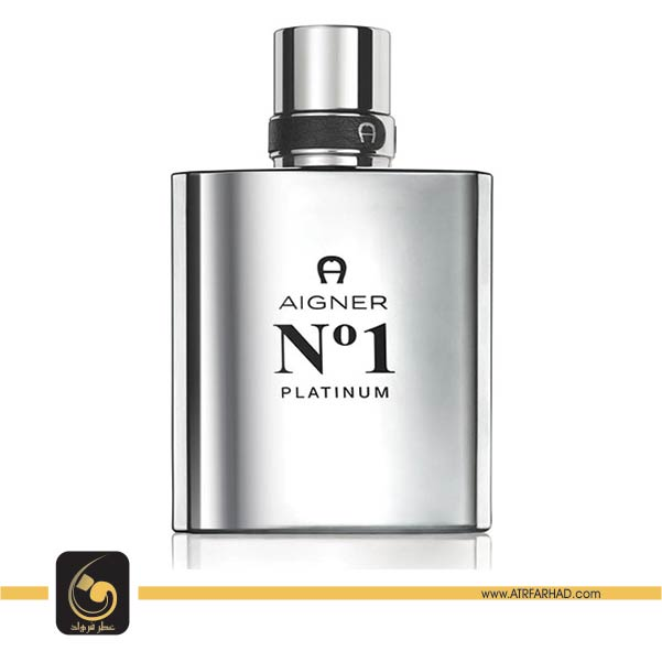 No 1 PLATINUME FOR MEN EDT