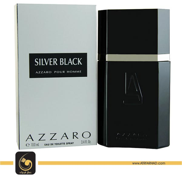 SILVER BLACK MAN EDT