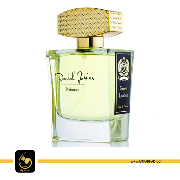 GREEN LEATHER EDP