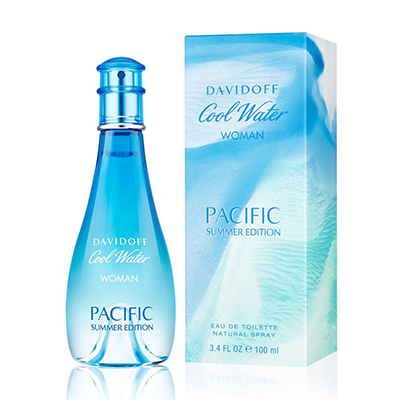 COOL WATER PACIFIC SUMMER FOR WOMEN EDT
